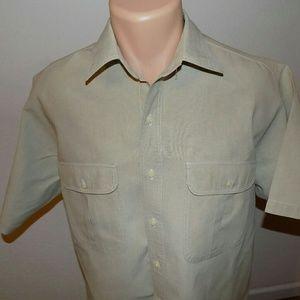 Chaps Ralph Lauren vintage sport shirt. L